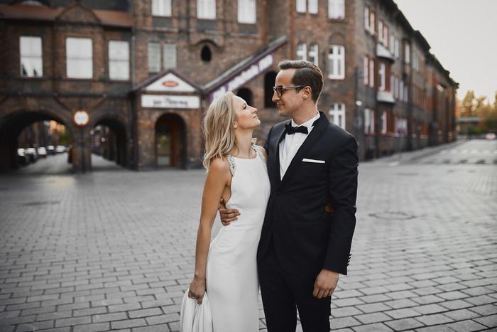 Fotografia ślubna - Blog - Wiktoria iPiotrek – sesja ślubna naNikiszowcu